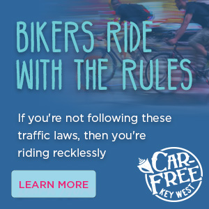 Bikers ride with the rules
