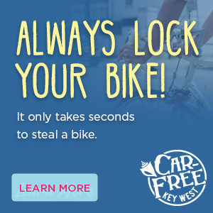 Always lock your bike